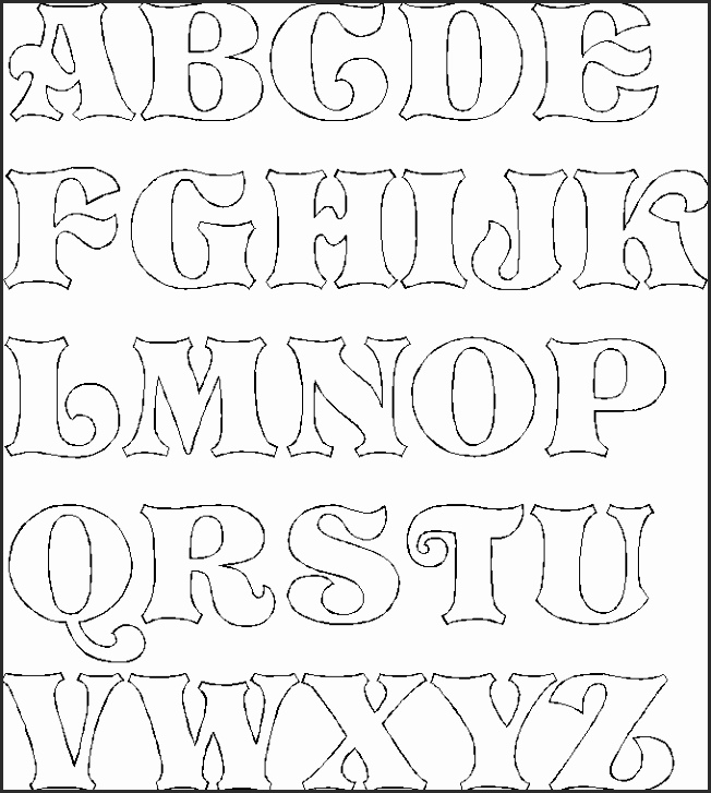 how to draw block letters fancy letters drawing at getdrawings free for 1297