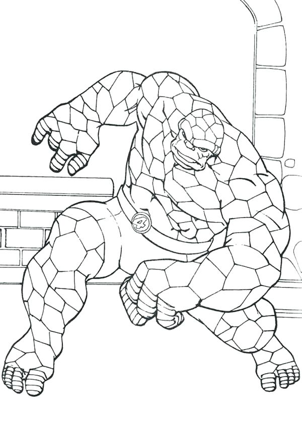 fantastic coloring pages - photo#16