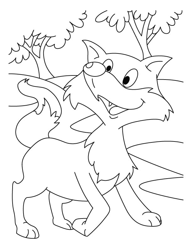 612x792 Fantastic Mr Fox Coloring Pages Download Free Fantastic Mr Fox