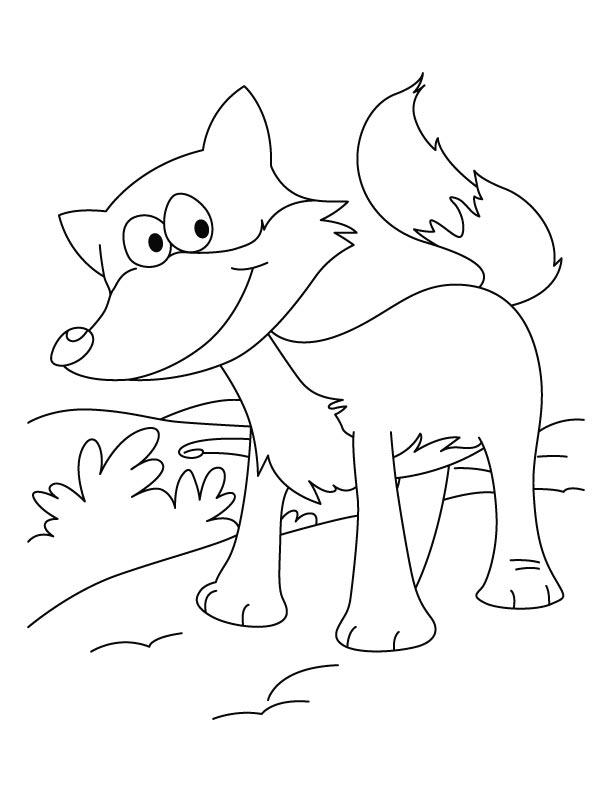 Fantastic Mr Fox Drawing at GetDrawings.com   Free for ...