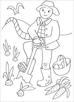 Farm Field Drawing at GetDrawings.com | Free for personal use Farm ...