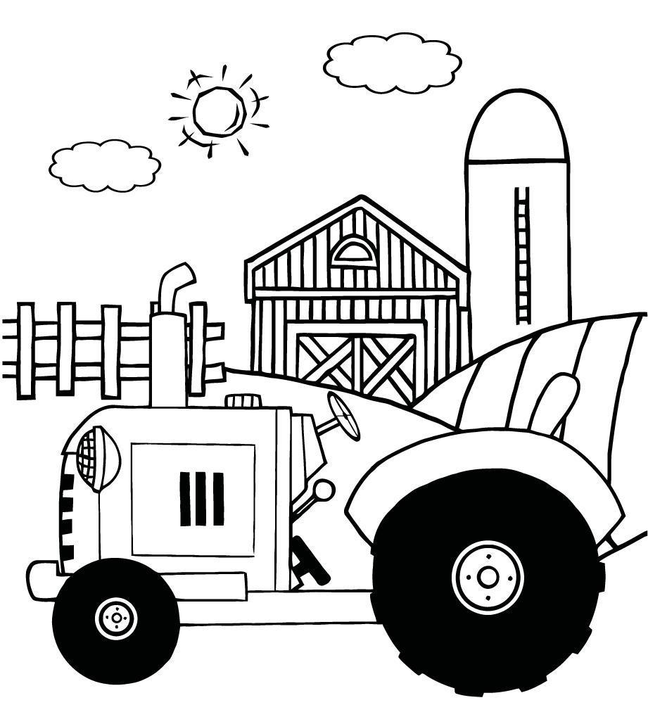 921x1012 Country Farm Coloring Pages Farm Farm House Farm Coloring Pages