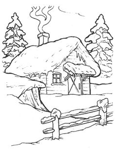 236x319 Coloring Pages The Firestone Farm