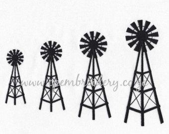 340x270 Farm Windmill Etsy