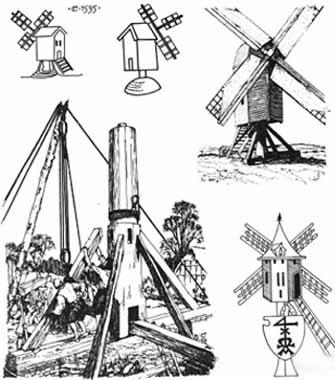 335x380 Windmills