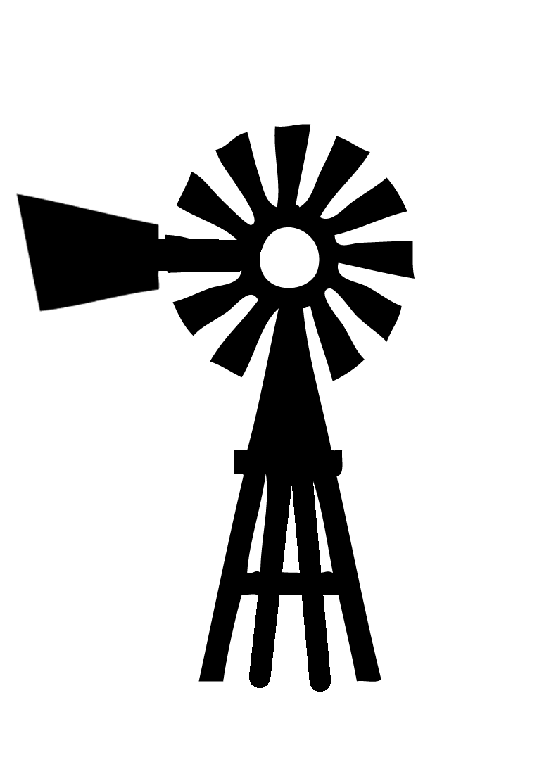 It's just a picture of Monster Windmill Drawing Easy