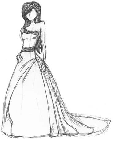 371x461 Sketch Your Own Fashionable Clothing Latest Fashion Trends What