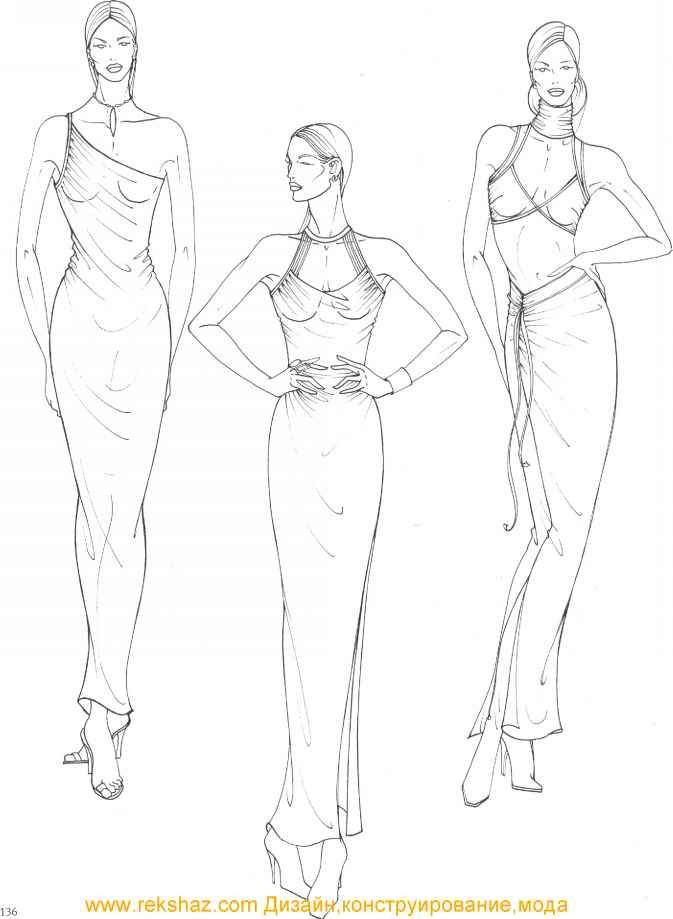 673x919 Fashion Design Drawing Fashion Fashion Design