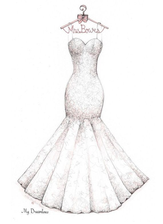 Fashion Dresses Drawing at GetDrawings.com   Free for personal use ...