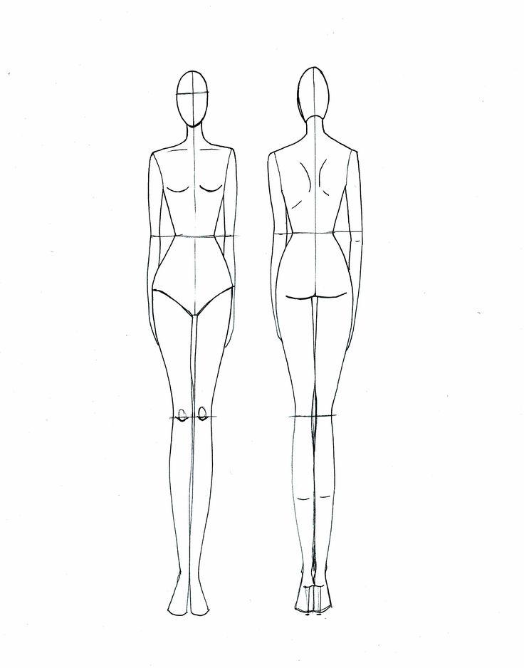 736x938 Fashion Figure Fashion Design Images