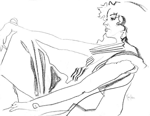 600x464 Louis Henderson Drawings
