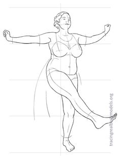 236x312 Tracing Real Body Models An Alternative To The Stereotypical
