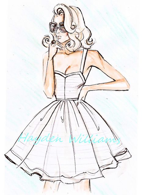 468x640 Farewell Letter From Sketches, Fashion Sketches And Beautiful