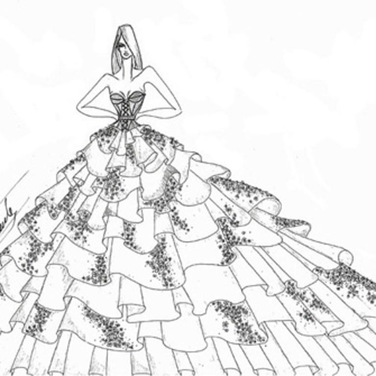 767x767 Runway Sketch Sneak Peek Ines Di Santo Brides