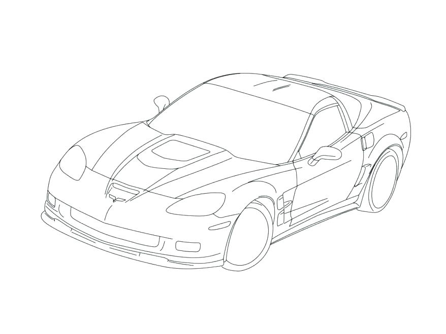 878x659 Dodge Charger Coloring Pages Fast And Furious Coloring Pages