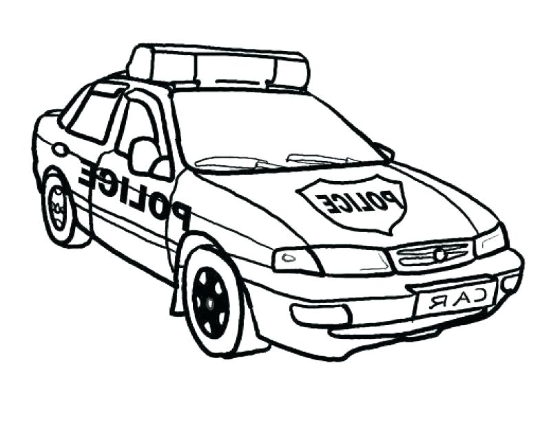 800x649 Classic Car Coloring Books Wells Cop Car Coloring Pages