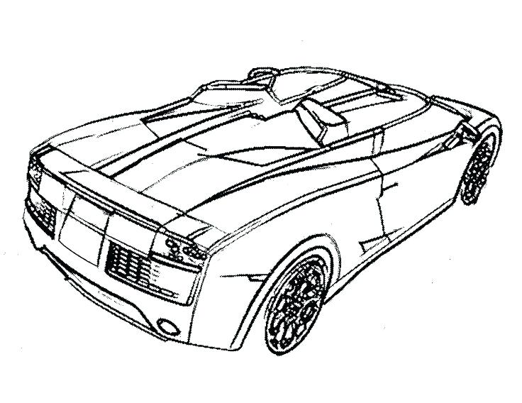 736x568 Super Car Coloring Pages Coloring Pages Printable Super Fast Cars