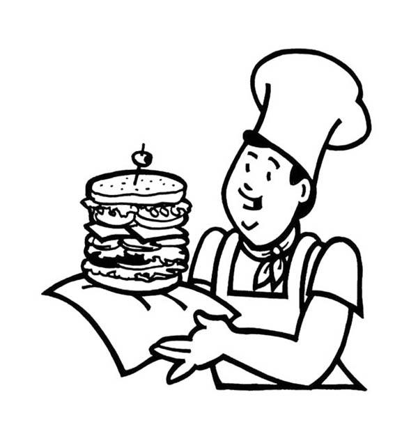 Fast Food Drawing At Getdrawings Free Download