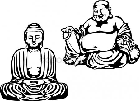 450x325 Fat Buddha Stock Vectors, Royalty Free Fat Buddha Illustrations
