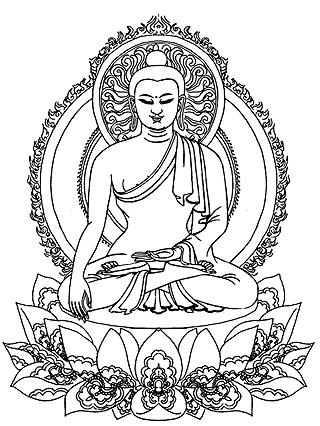 320x426 Matildanyman Koiranpaivat Buddha Picture Tattoo