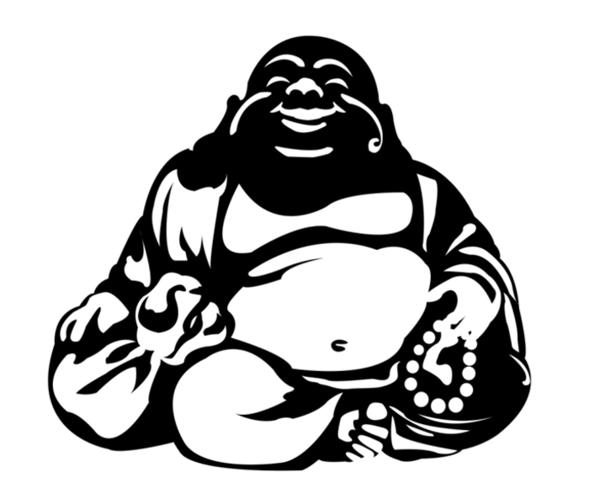 600x504 Smiling Buddha Free Images
