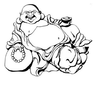 313x271 The Meaning Of Laughing Buddha Feng Shui Tips