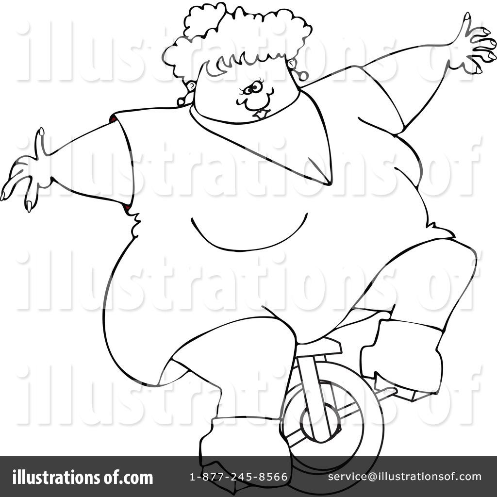 1024x1024 Fat Lady Clipart