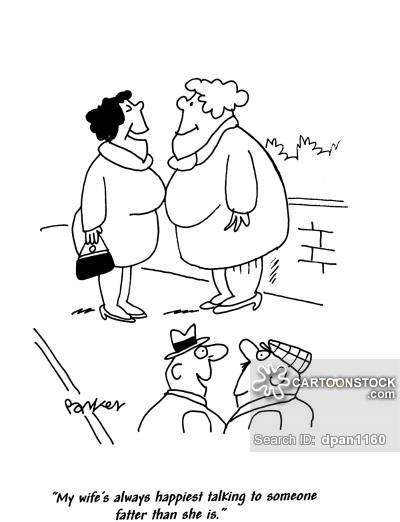 400x522 Fat Women Cartoons And Comics