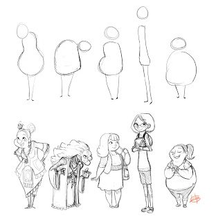 312x320 Perfect Practice For Fat People! Drawings Fat