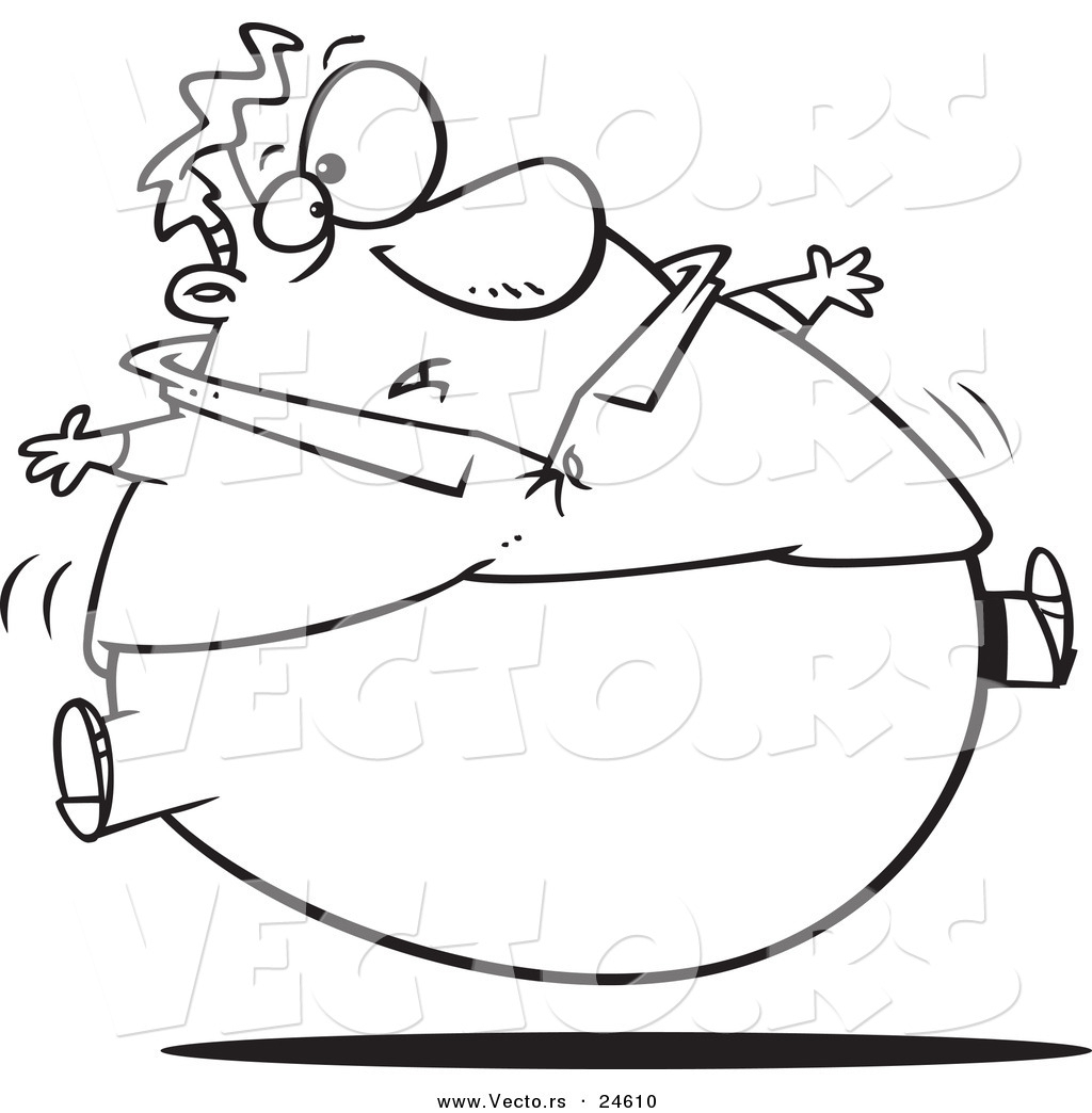 1024x1044 Drawing Of A Fat Person Drawing Of A Fat Person Black And White