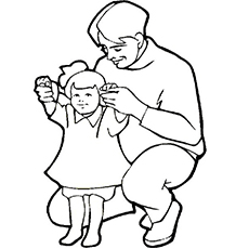230x230 Top 20 Free Printable Father's Day Coloring Pages Online
