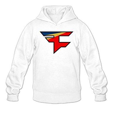 385x385 Faze Clan Team Logo Men's Sweatshirt