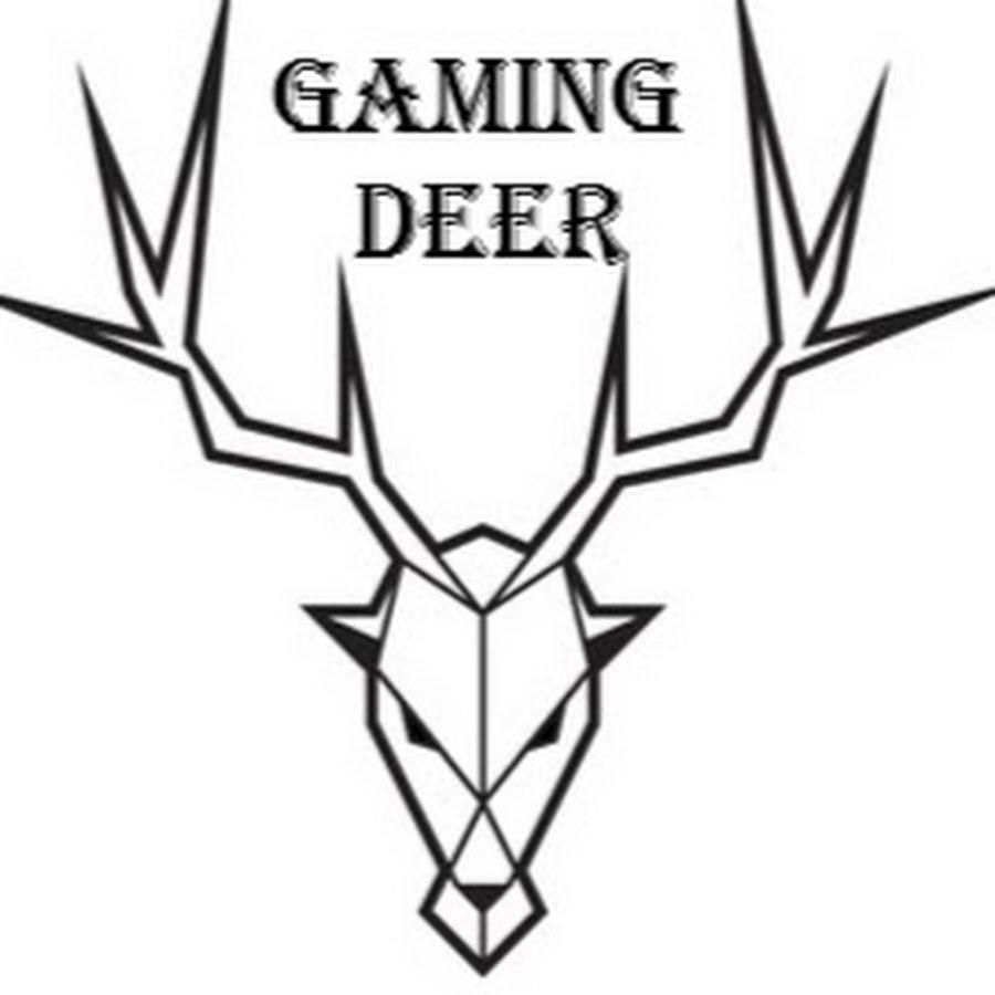 900x900 Gaming Deer