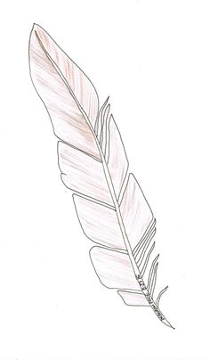 236x404 How To Draw A Feather In A Few Easy Steps Easy Drawing Tutorial