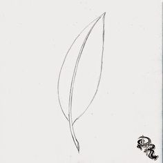 236x236 How To Draw A Feather. In This Lesson I Will Teach You A Fun Way
