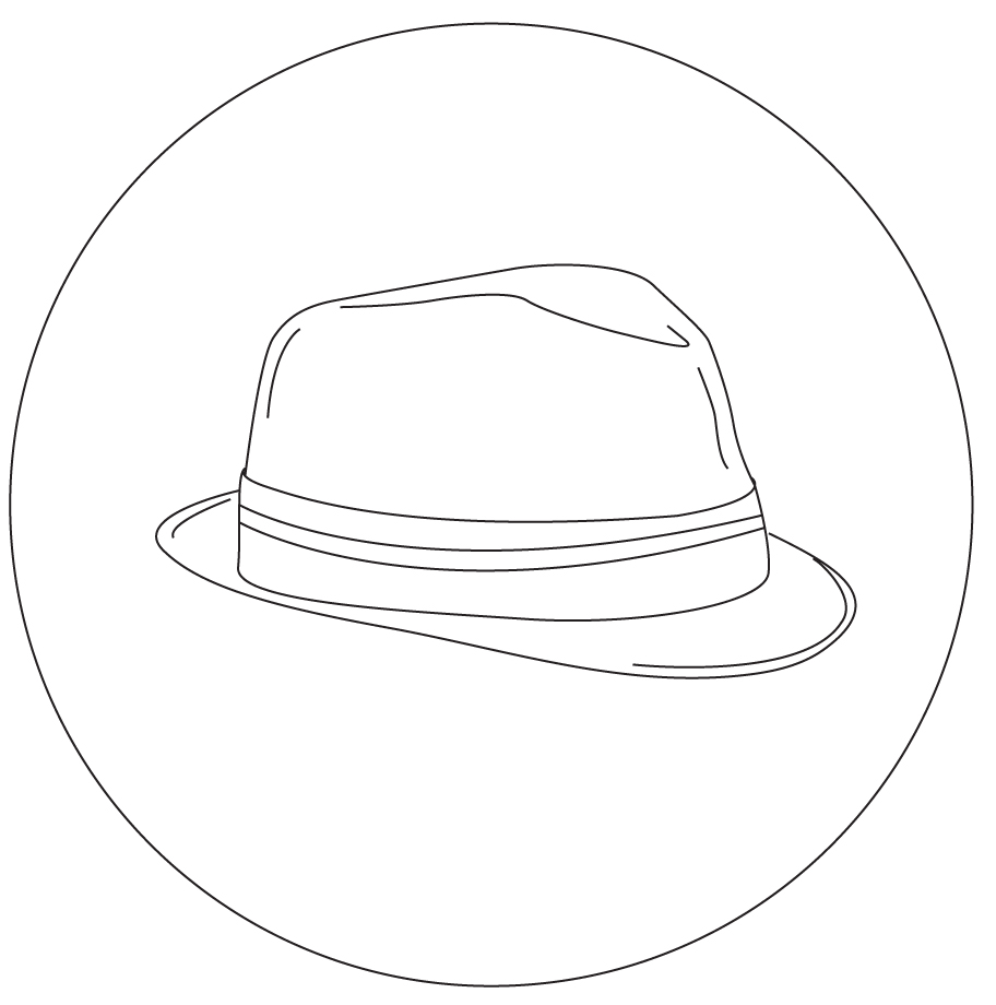 912x920 Gentleman's Graphic Guide Hats Gq South Africa
