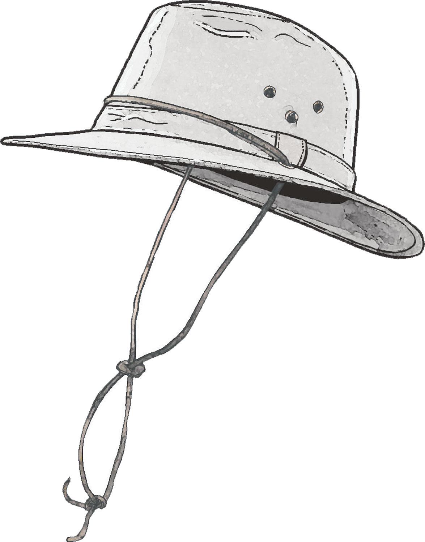 1175x1500 Men's Sun Blocking Outback Hat