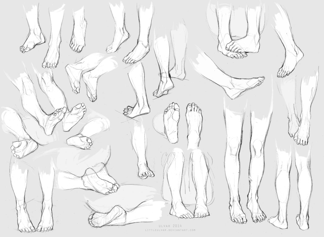 1043x765 Feetdump By Littleulvar