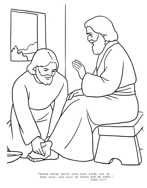 576x734 Feet Coloring Pages Coloring Collection