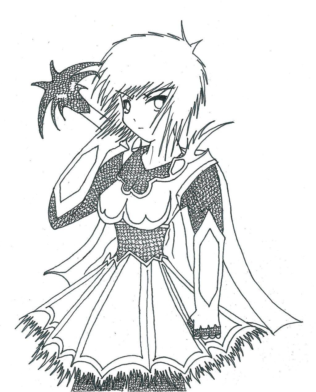 1024x1269 Female Warrior By Jeremiah4