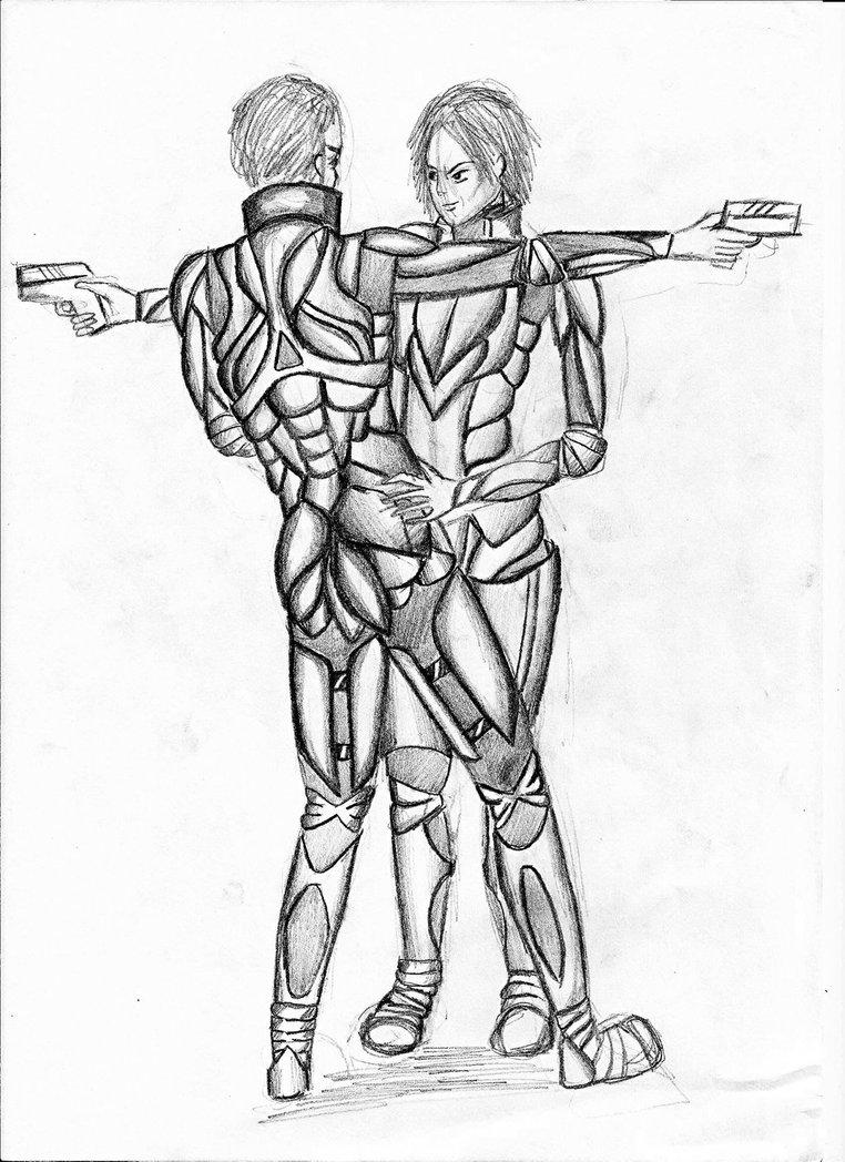 762x1048 Sci Fi Femalemale Armor Concept