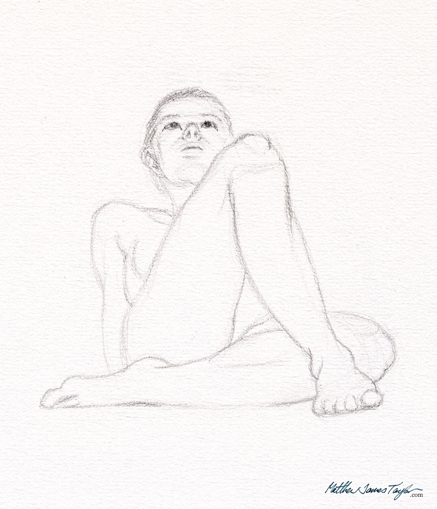 859x1000 How To Draw A Female Body With Pencil Figure Drawing Lessons 88