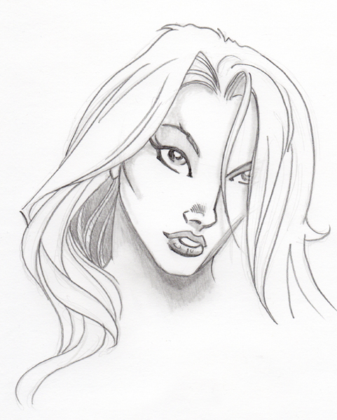 female drawing at getdrawings com free for personal use female