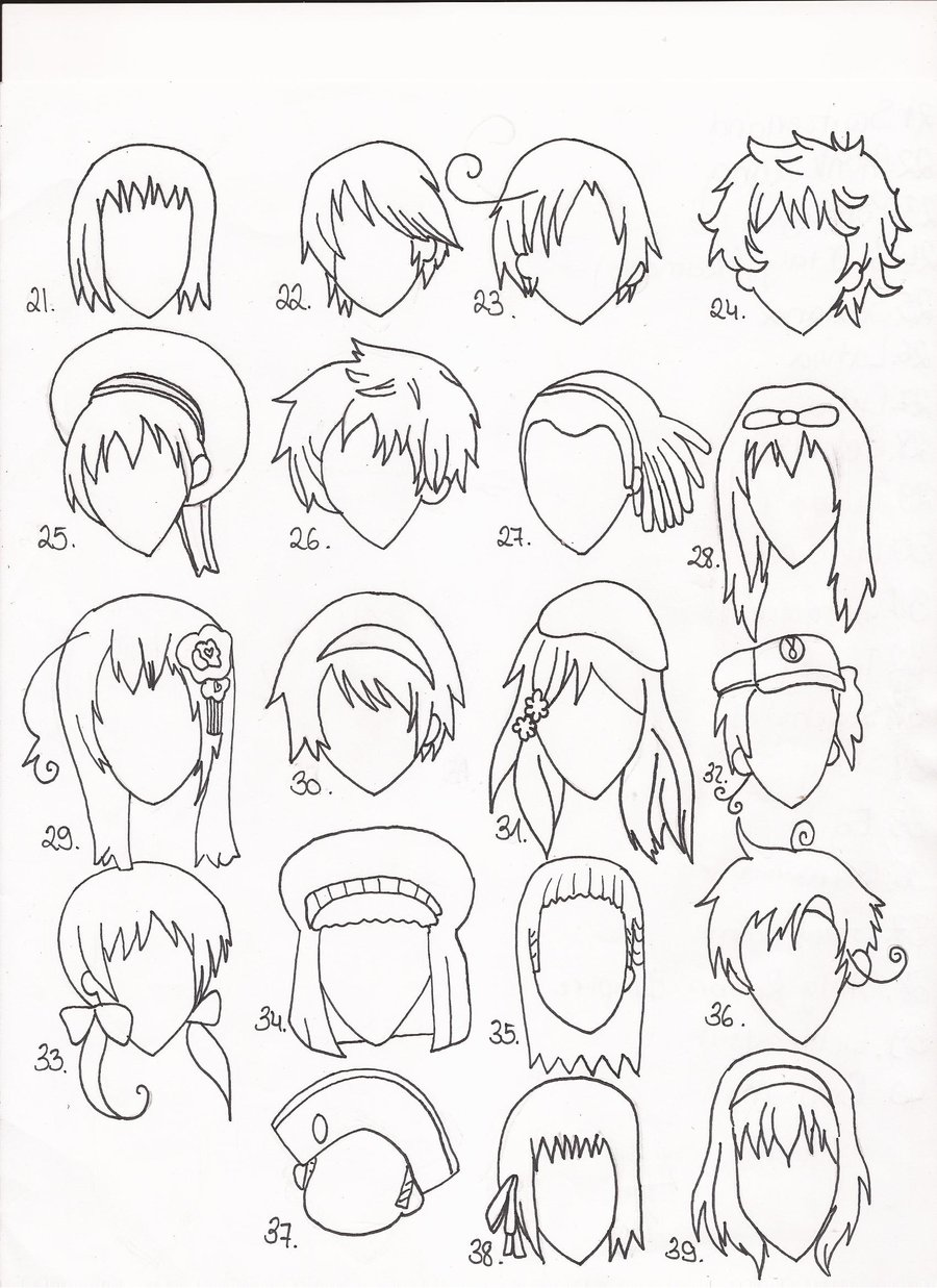 900x1237 Seven Disadvantages Of Chibi Hairstyles And How You Can Workaround