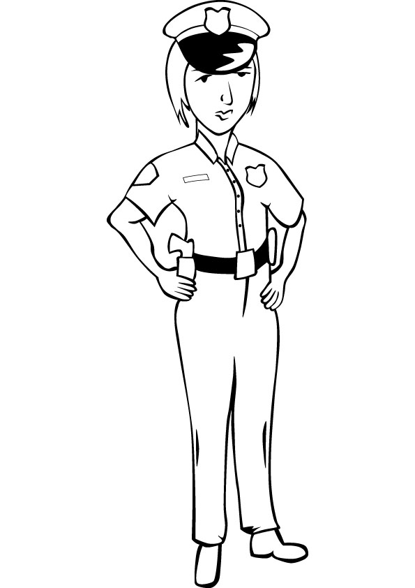 Female Outline Drawing At Getdrawings Com Free For Personal Use