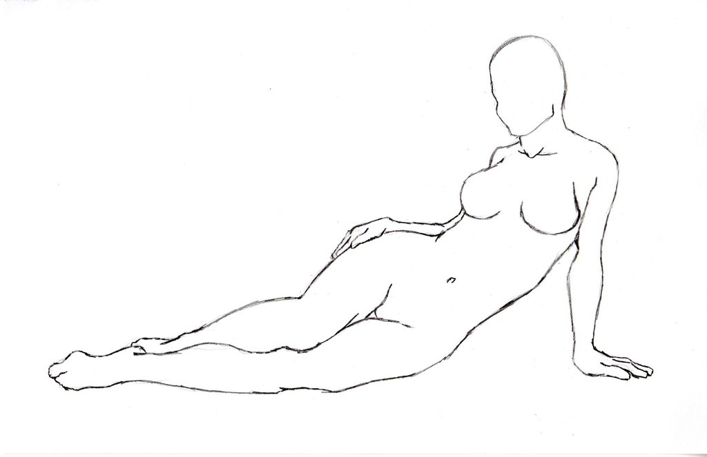Female Poses For Drawing at GetDrawings com | Free for