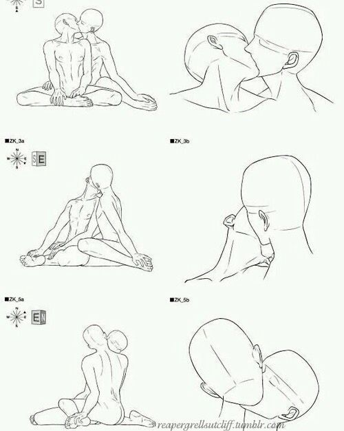 500x626 Pin By Eyez On Couple Pose Draw, Art Reference And Pose