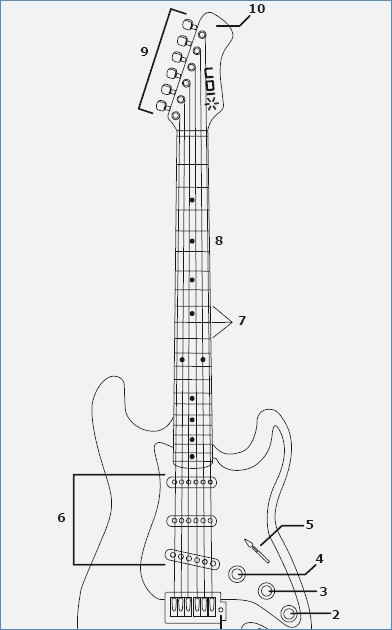 The Best Free Stratocaster Drawing Images Download From 40 Free