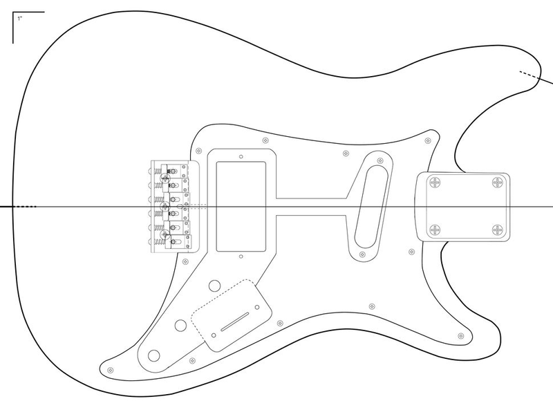 Fender Stratocaster Wiring Diagram Pdf Electrical Circuit