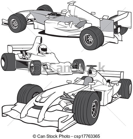 450x470 Ferarri Clipart Indy Car